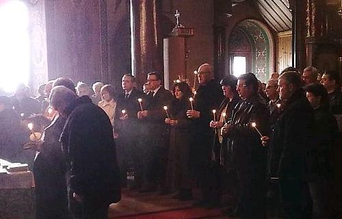Болгары не остались в стороне от украинской трагедии…