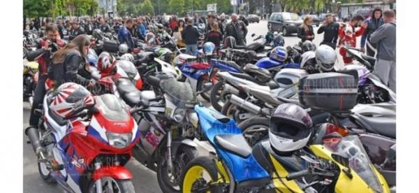 В Варне открыли мотоциклетный сезон