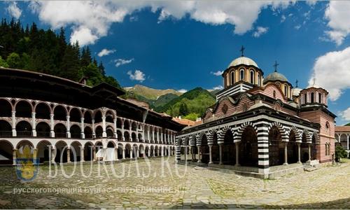 За последние сутки Рильский монастырь посетили менее 50 человек