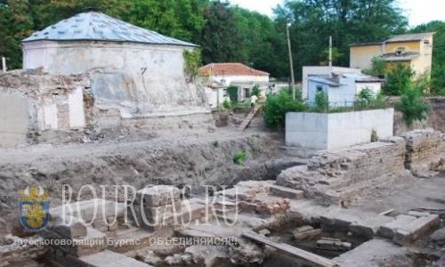 """Музей """"АКВЕ КАЛИДЕ» в Бургасе ожидает посетителей"""