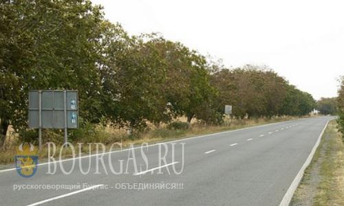 Объездной дороге в районе Поморие — быть