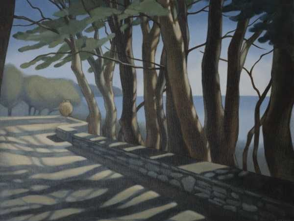 Арт карантин «Взгляд художника» на онлайн-выставке Дворца-Балчик