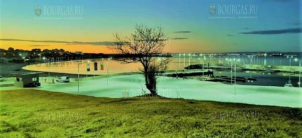 Порт в Крайморие в Бургасе станет арт-зоной с мобильной сценой