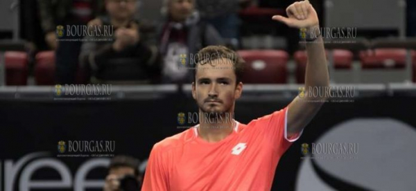Даниил Медведев победитель Garanti Koza Sofia Open 2019