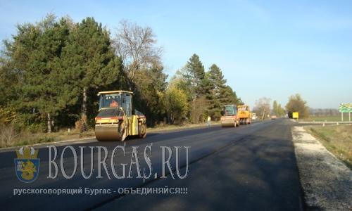 Трассу Добрич-Варна отремонтируют к 2018 году