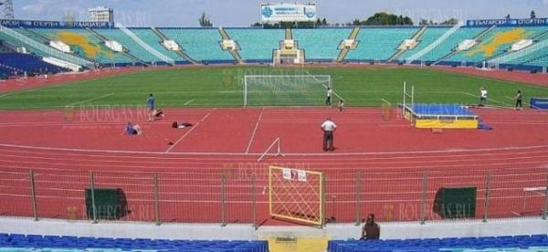 На стадионе «Васил Левский» в Софии проведут замену газона