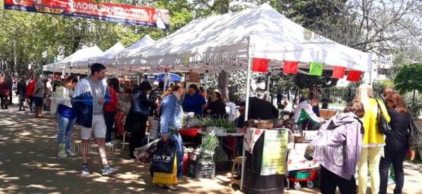 В Бургасе пройдет фестиваль «Фермеры и художники»