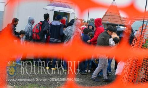 ЕС поможет Болгарии справится с потоком мигрантов