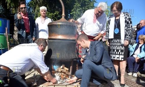 24-й Фестиваль сливовицы стартовал в селении Орешак