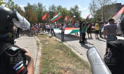 В Харманли местные жители требуют закрыть лагерь беженцев