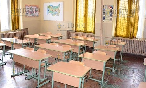 Школ в Болгарии становится все меньше