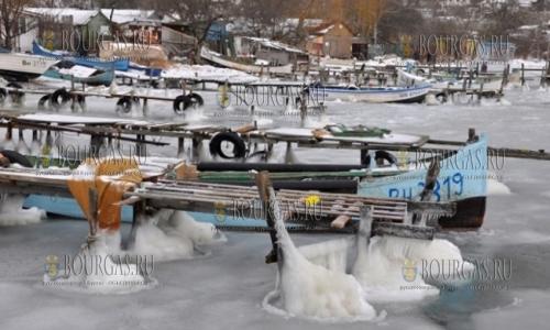 В Болгарии холодно, но до рекордно низких температур еще далеко