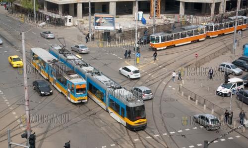 Городской транспорт в Софии будет работать и в ночные часы?