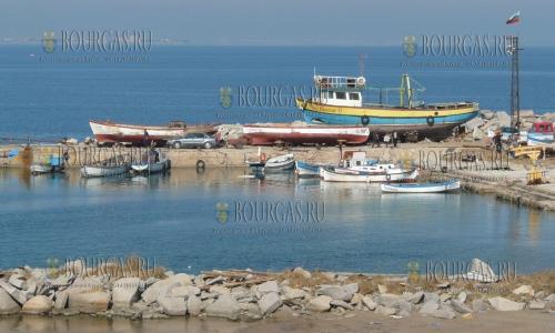 Ремонт рыбного порта в Созополе пока под вопросом