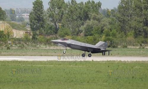 Производители F-35 из Турции хотят перебраться в Болгарию