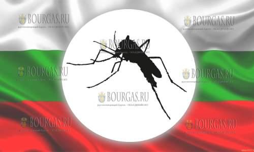 В Бургасе продолжают борьбу с комарами