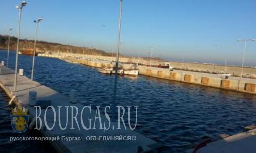 В Черноморце завершили реконструкцию порта