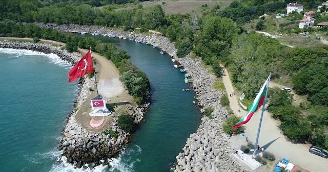 Граница Болгарии и Турции