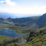 Рила, горный массив Болгарии