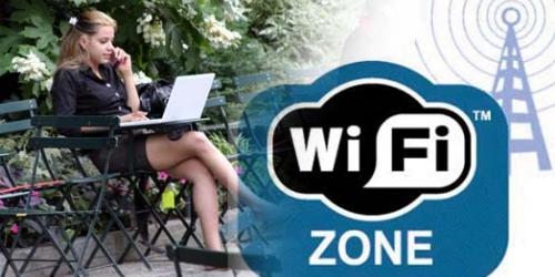В Поморие появилась зона свободного WiFi