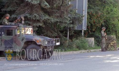 В Болгарии вводят бонусы для военных на границе