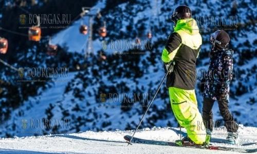 Самые доступные горнолыжные курорты находятся в Болгарии