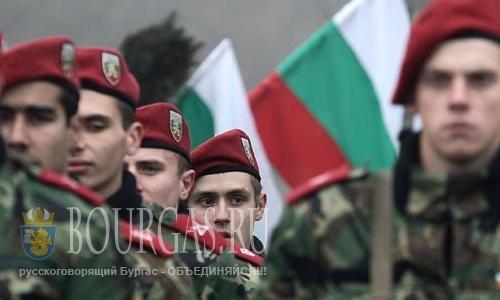 Болгарская армия готова помочь болгарским пограничникам