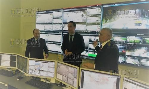 Бургас окажется под контролем камер видеонаблюдения