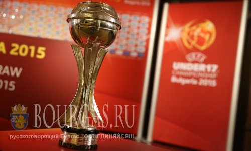 В Болгарии, на Евро-2015 — осталось провести только один матч