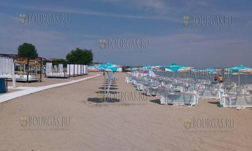Пляж в Крайморие стал учебным центром для спасателей