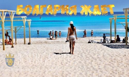 4,6 миллиона туристов отдохнет в Болгарии этим летом
