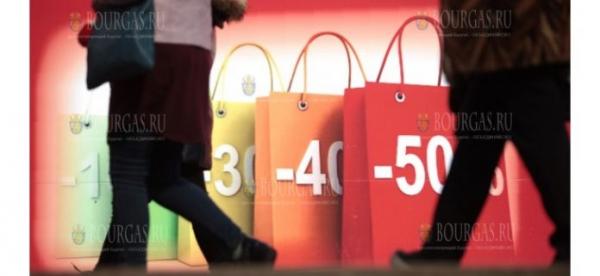 В Болгарии в апреле 2020 года наблюдалось падение розничного товарооборота
