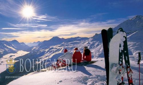 В зимний сезон Болгарию посетило 1 079 464 иностранных туристов