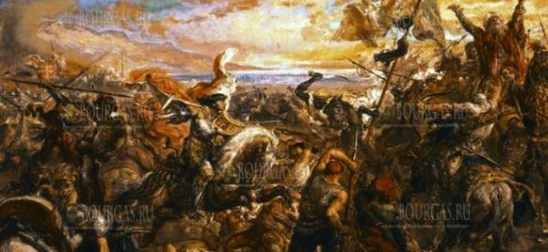 575 лет со дня битвы под Варной