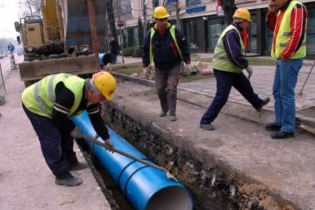 Очистные сооружения Созополя — строительство продолжается