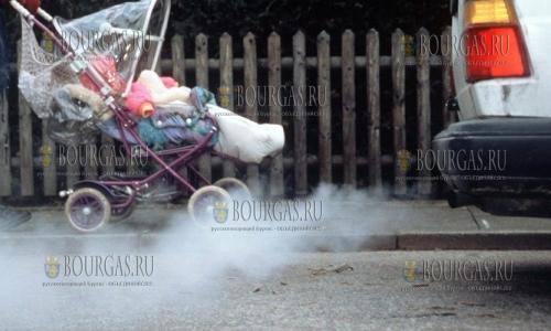 Болгария в лидерах по загрязненности воздуха