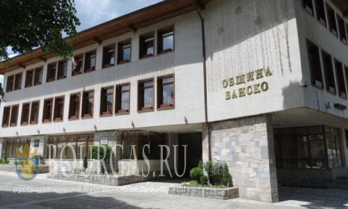Болгарские, румынские и греческие полицейские начали работать в Банско