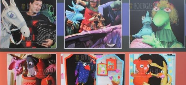 Посмотрите 65-летнюю историю Бургасского театра кукол