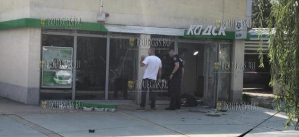 Сильнейший взрыв этим утром разбудил жителей Пловдива