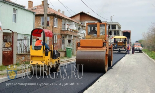 Участок автотрассы Поморие — Ахелой, будет достроен этим летом