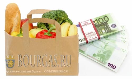 Доходы граждан Болгарии растут медленнее расходов