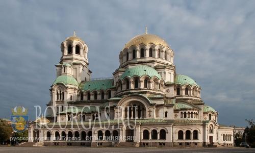 Храмы Софии — взгляд с высоты птичьего полета