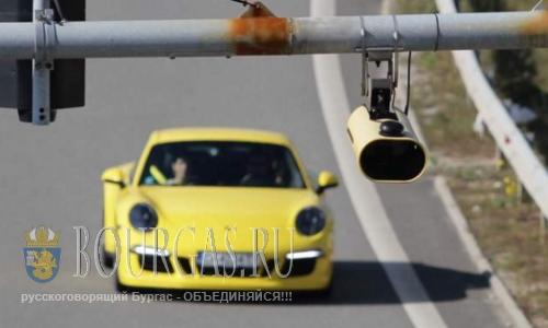 В Болгарии штрафанули инвалида за езду со скоростью 200 км/ч