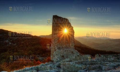 В Болгарии реставрируют раннехристианскую базилику