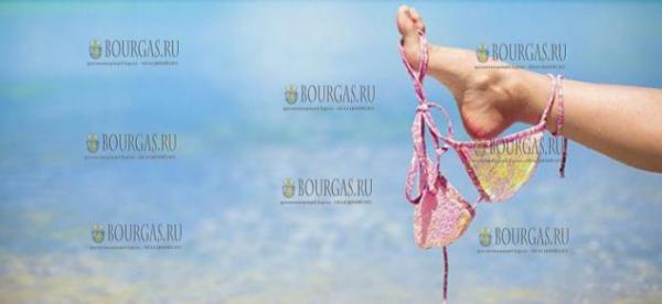 Нудистский пляж в Бургасе, это дело времени