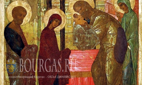 Православные христиане Болгарии отмечают Сретение Господне
