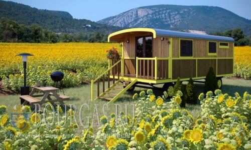 Сельский туризм в Болгарии становится все популярнее