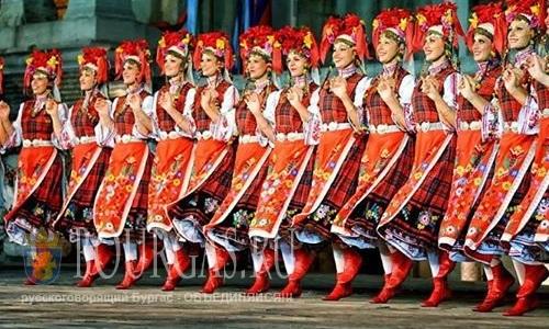 5-го апреля состоится фольклорный концерт «Пъстра Цветница»