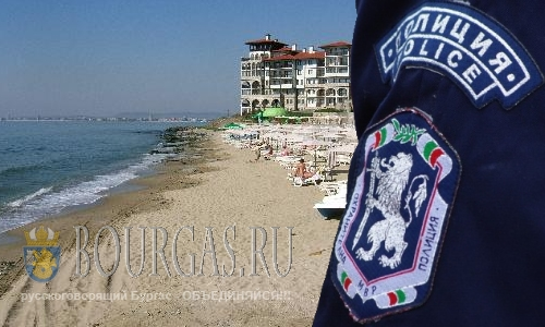 Около 1000 сотрудников МВД станы откомандируют на морские курорты Болгарии