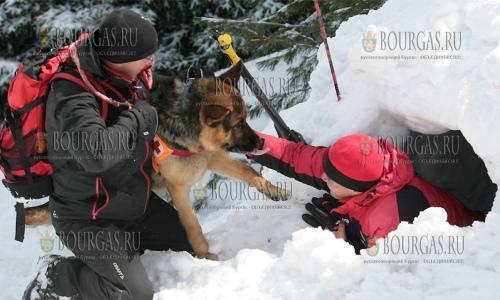 На горнолыжном курорте в Банско объявлена самая высокая степень лавинной опасности